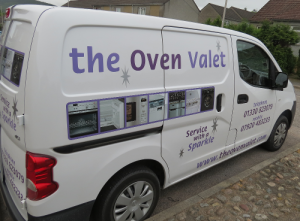 The Oven Valet Van